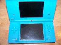 Daughter wants to sell-- Blue DSI- comes with 2 cases,