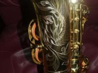 Bluebird Anniversary Edition Alto Saxophone $2577 OBO.