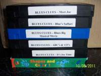 All VHS All are original store bought; no copies. All