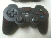Up for sale New dualshock TURBO bluetooth wireless
