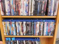 For Sale; Large Option of BluRay Movies.   Great