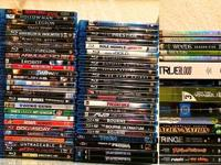 Big Lot of BluRays & TV Series ($5 each BluRays / $10