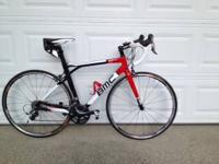 For sale is my 2012 BMC Roadracer SL 01. Full carbon