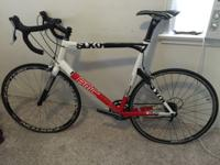 I have a well-used bike (BMC SLX01 with broken frame)