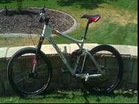 BMC TrailFox 02 Size medium.This bike has been on the