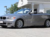 2010 BMW 128i Convertible   *Space Gray Metallic