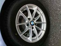 BMW 16 inch style 360 wheels with NEW Bridgestone