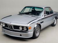 1973 BMW 3.0 CSL Batmobile VIN: 2275483 Documented