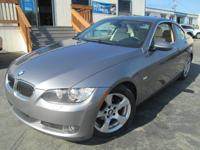 Look no further than this terrific 2007 BMW 3 Series --