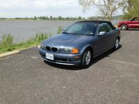 BMW 325 Ci that is in great condition with low miles