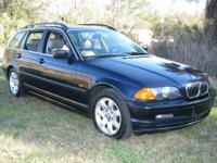 2001 BMW 325xiT All Wheel Drive Sports Wagon. ? Orient