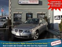 TAKE A LOOK AT THIS 2007 BMW 530xi WITH ONLY 53,067
