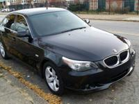 hey CL i have a 2004 BMW 525i with M package in great