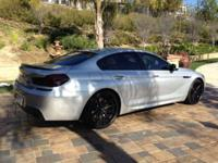 I am selling this one of a kind beautiful BMW 650i