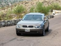 BMW 745Li 2002/Regular Title In mint conditions,drives