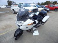 Lot 1530 2007 BMW R-1200 GS MOTORCYCLE, GAS ENG, MANUAL