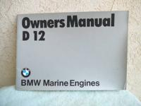 If you have a BMW Diesel Marine Engine D7, D12, D35,