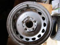 "BMW 15"" Steel Wheel Rim Manufacturing facility OEM."