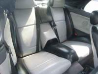 I have a very nice black interior available. Coming out