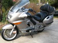 Lovely 1999 BMW K1200LT that has actually been