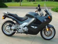1999 BMW K1200RS 4-Cylinder 1200cc Excellent condition