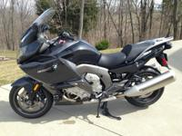 Like new 2013 BMW K1600GT Premium Package with only
