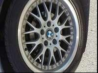 I have 5 m series 17 inch bbs with tires. Good
