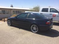 RARE CARBON BLACK Metallic paint Only 86k miles SMG II