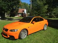 2013 BMW M3 Lime Rock EditionOne of only 200, the 2013