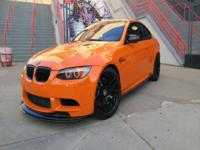 I'm selling my pristine 2013 E92 M3 Lime Rock Park