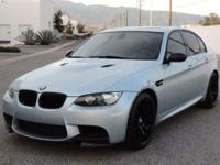 This is a BMW M3 for sale by CNC Motors Ontario. The