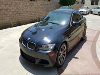2008 BMW M3 Convertible M double-clutch transmission.