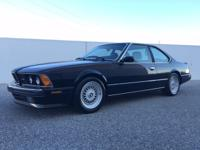 Extremely low mile BMW M6 (time capsule) Single Owner