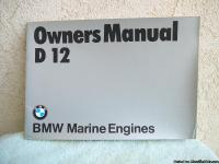 If you have a BMW Marine Engine D6, D12, D35,