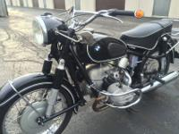 Non-restored Original 1966 R69S in great mechanic and