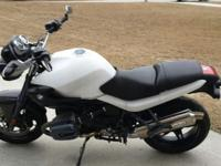 This 2004 BMW R1150r has only 28,000 miles and is in