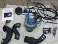 I am selling a Vortec V1 supercharger system for the