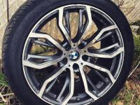 Newer tires.. OEM in great condition. They were for a