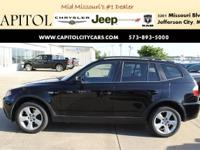 Check out this 2006 BMW X3 3.0i. It has a transmission
