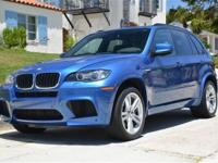 This 2011 BMW X5 M 4dr AWD 4dr SUV features a 4.4L V8
