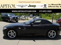 Check out this 2011 BMW Z4 sDrive30i. It has a