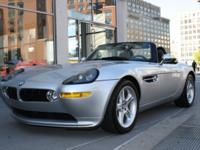 This is a BMW, Z8 for sale by Maserati of Manhattan.
