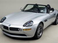 2001 BMW Z8 VIN: WBAEJ13471AH60462 Owned by racing
