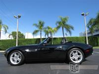 This 2002 BMW Z8 2dr Roadster features a 5.0L 8