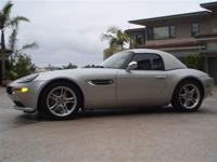 This 2000 BMW Z8 Series 2dr features a 5.0L V8 FI DOHC