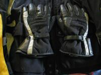 Never used BMW Motorrad gloves for motorcycle. Model: