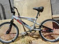 Active- Vac Tec Aluminum Frame BMX bike for