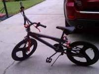 Great Bike for a 6-8 year old. The only thing it might