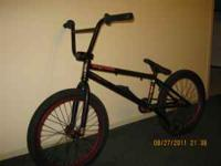 Up for sale is a like new United Supreme BMX bike. The