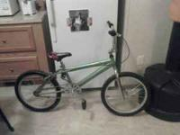 I have a Bmx Bike. Im not sure of what make/model it
